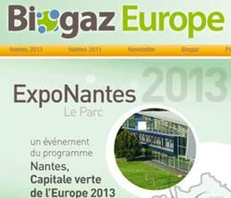 BIOGAZ Europe Nantes