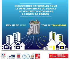 Les Rencontres nationales pour le développement du biogaz à Toulouse