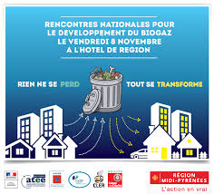 Rencontres nationales developpement biogaz