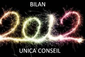 Nos Financements des ENR en 2012 – Bilan d'UNICA CONSEIL