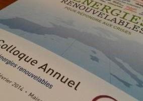 Le Colloque des énergies renouvelables
