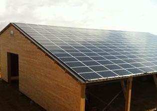 financement rachat centrales photovoltaiques