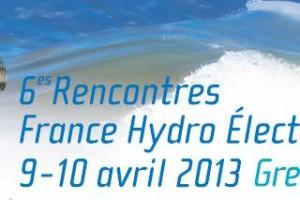 Les rencontres des professionnels de l'hydroélectricité à Grenoble
