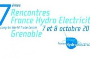 France Hydroélectricité – Colloque annuel des producteurs hydrauliques