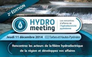 rencontres d'affaires de l'hydroélectricité