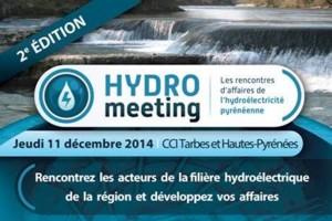 Les rencontres d'affaires de l'hydroélectricité