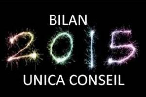 Nos financements de projets d'énergies renouvelables en 2015- Le Bilan d'UNICA CONSEIL